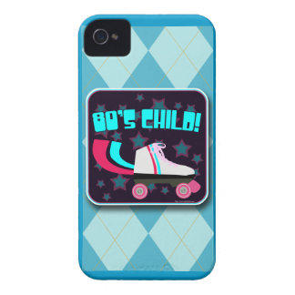 Total Eighties Child iPhone 4 Case
