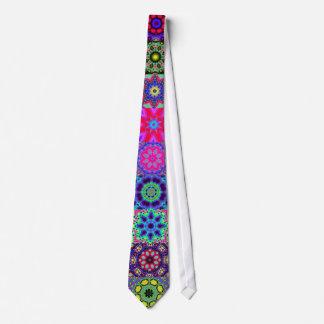 Total Extreme Fractal Pattern Tie