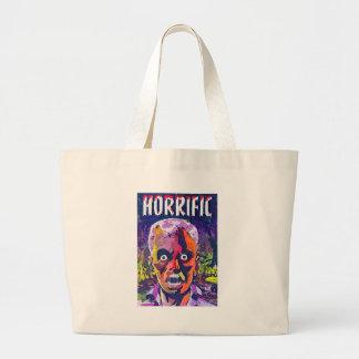 Total Horror Large Tote Bag