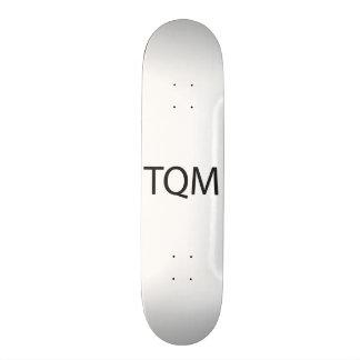 Total Quality Management.ai Skate Deck