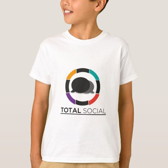 Total Social Kid's Shirt