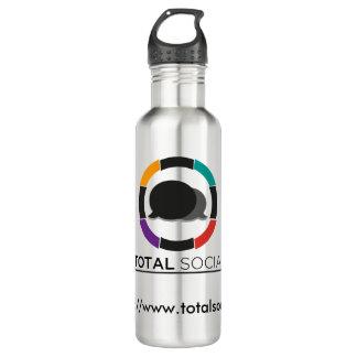 Total Social Waterbottle
