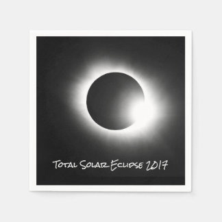 Total Solar 2017 Eclipse Disposable Napkins
