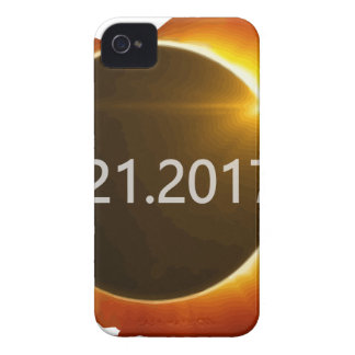 Total-Solar-Eclipse2 iPhone 4 Case-Mate Case