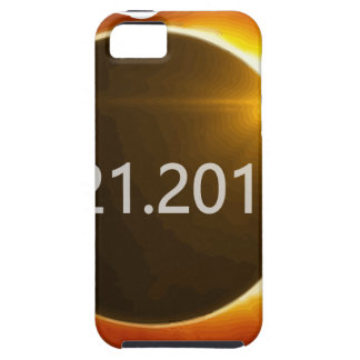 Total-Solar-Eclipse2 iPhone 5 Case