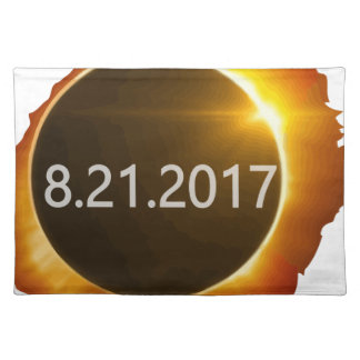 Total-Solar-Eclipse2 Placemat