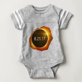 Total-Solar-Eclipse3 Baby Bodysuit