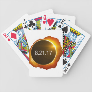 Total-Solar-Eclipse3 Bicycle Playing Cards