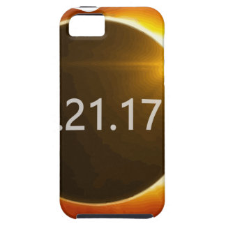 Total-Solar-Eclipse3 iPhone 5 Case