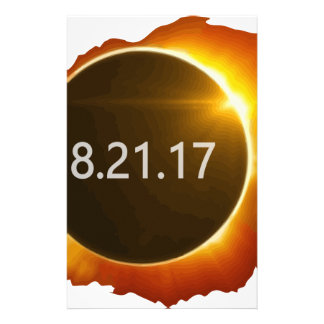 Total-Solar-Eclipse3 Stationery