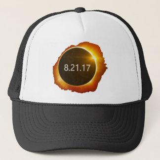 Total-Solar-Eclipse3 Trucker Hat