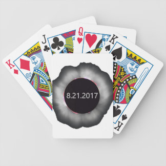 Total-Solar-Eclipse4 Bicycle Playing Cards