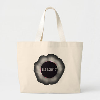 Total-Solar-Eclipse4 Large Tote Bag