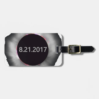 Total-Solar-Eclipse4 Luggage Tag