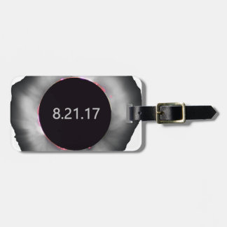 Total-Solar-Eclipse5 Luggage Tag