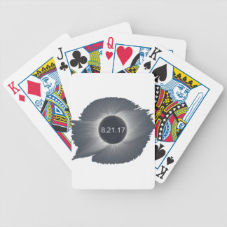 Total-Solar-Eclipse6 Bicycle Playing Cards