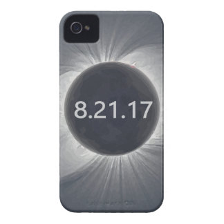 Total-Solar-Eclipse6 iPhone 4 Case-Mate Case