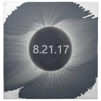 Total-Solar-Eclipse6 Napkin