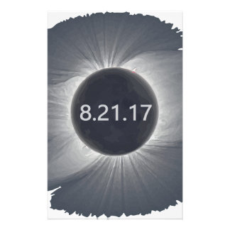 Total-Solar-Eclipse6 Stationery