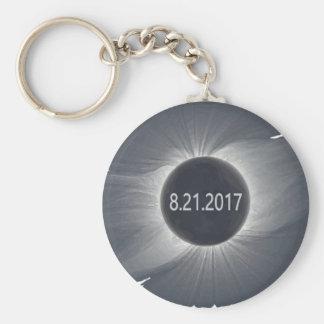 Total-Solar-Eclipse7 Keychain