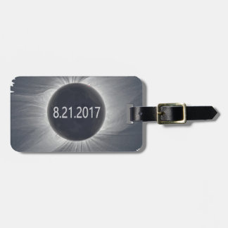 Total-Solar-Eclipse7 Luggage Tag