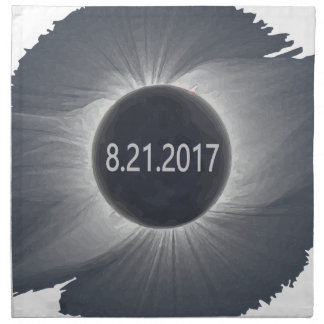 Total-Solar-Eclipse7 Napkin