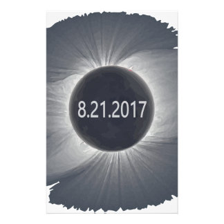 Total-Solar-Eclipse7 Stationery