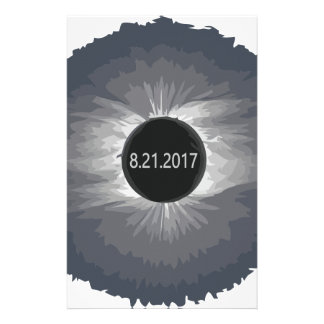 Total-Solar-Eclipse9 Stationery