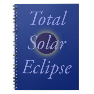 Total Solar Eclipse 2017 Notebooks