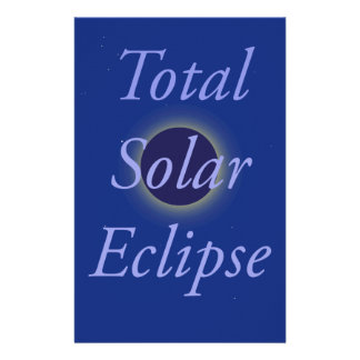 Total Solar Eclipse 2017 Stationery