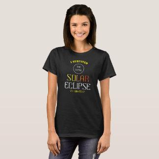 Total Solar Eclipse 2017 - T-Shirt