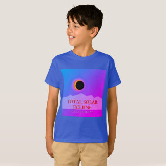 Total Solar Eclipse August 21st, 2017 Kid's Shirt
