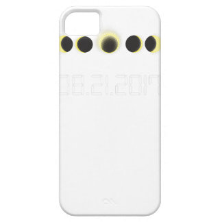 Total Solar Eclipse Cycle iPhone 5 Cover