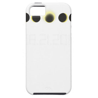 Total Solar Eclipse Cycle iPhone 5 Covers