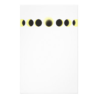 Total Solar Eclipse Cycle Stationery