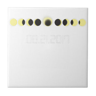 Total Solar Eclipse Cycle Tile