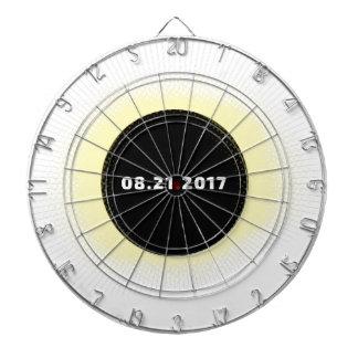 Total Solar Eclipse Dartboard