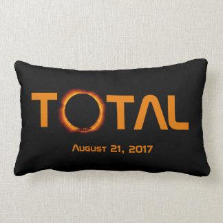 Total Solar Eclipse Event Lumbar Pillow