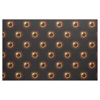 Total Solar Eclipse - Fabric