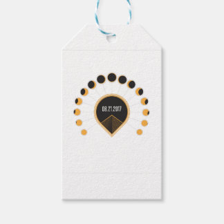 Total Solar Eclipse Gift Tags