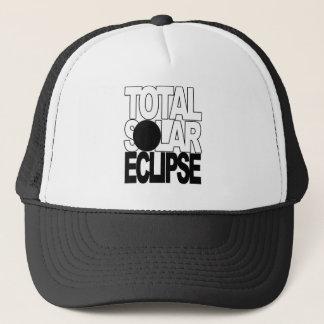Total Solar Eclipse Hat Black Series