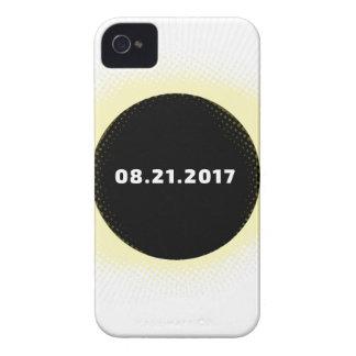 Total Solar Eclipse iPhone 4 Case-Mate Case