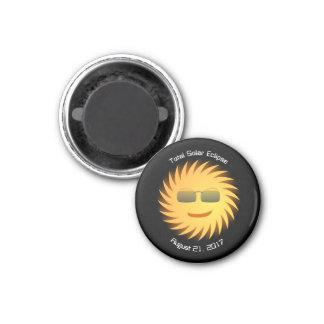 Total Solar Eclipse - Magnet