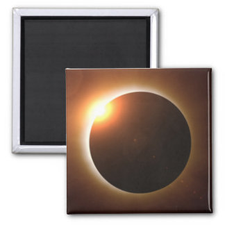 Total Solar Eclipse Magnet