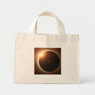 Total Solar Eclipse Mini Tote Bag