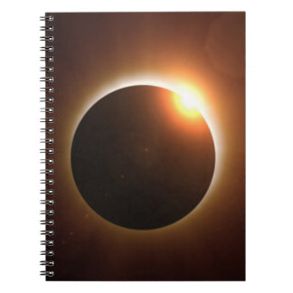 Total Solar Eclipse Notebook
