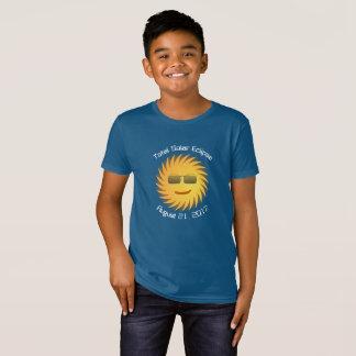 Total Solar Eclipse - Organic T-Shirt
