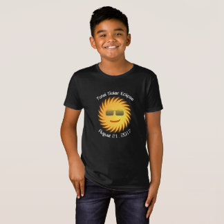 Total Solar Eclipse - Organic T-Shirt