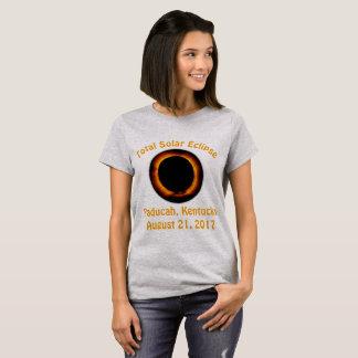 Total Solar Eclipse (  Paducah, Kentucky ) T-Shirt