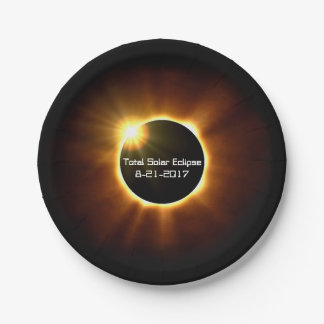 Total Solar Eclipse - Plates